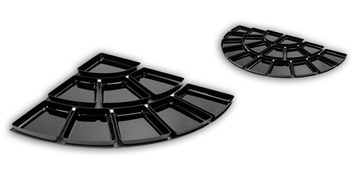 Bogen-Schalen-Set Kreis