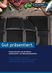 arcoplast Katalog 2018